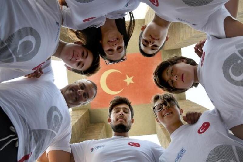Türkiye, fotoğraf yarışmasında dünya üçüncüsü