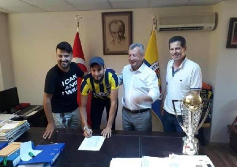 Menemenspor'un ilk yabancı futbolcusu