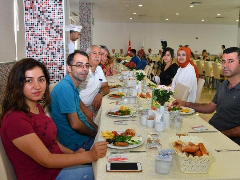 OKÜ'de rehber öğretmenler toplantısı