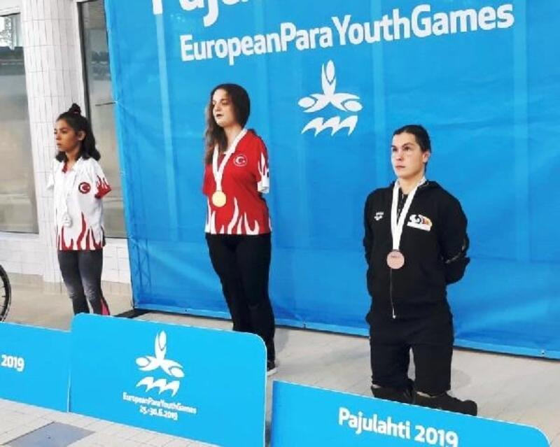 Avrupa Gençlik Oyunları'nda Sümeyye ve Sevilay'dan madalya