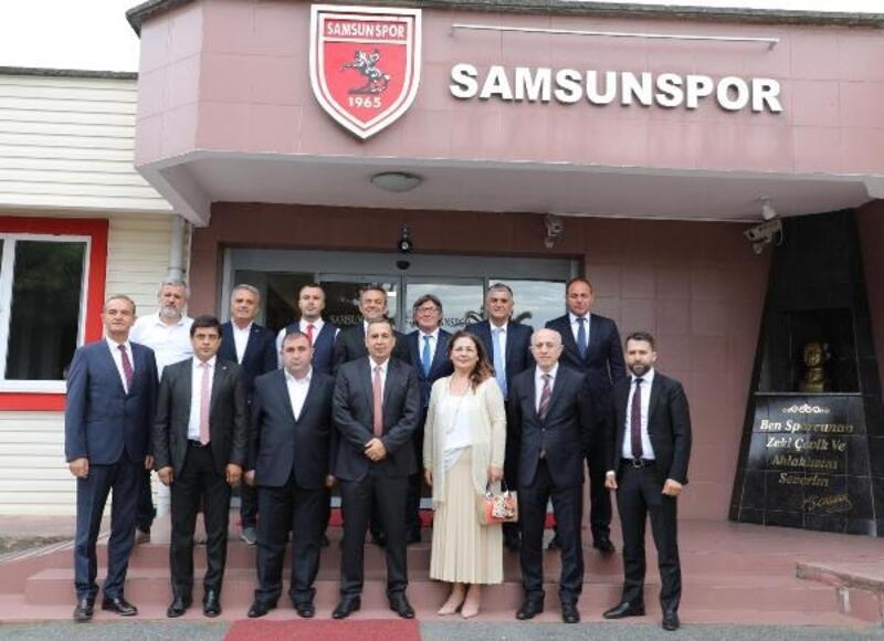 Samsunspor'da İsmail Uyanık güven tazeledi