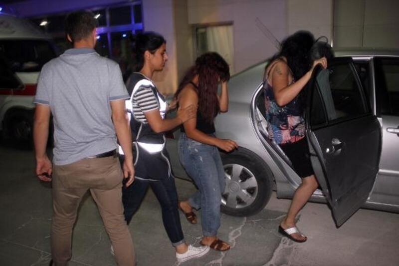 Karaman'daki fuhuş operasyonunda gözaltına alınan 5 kişi serbest