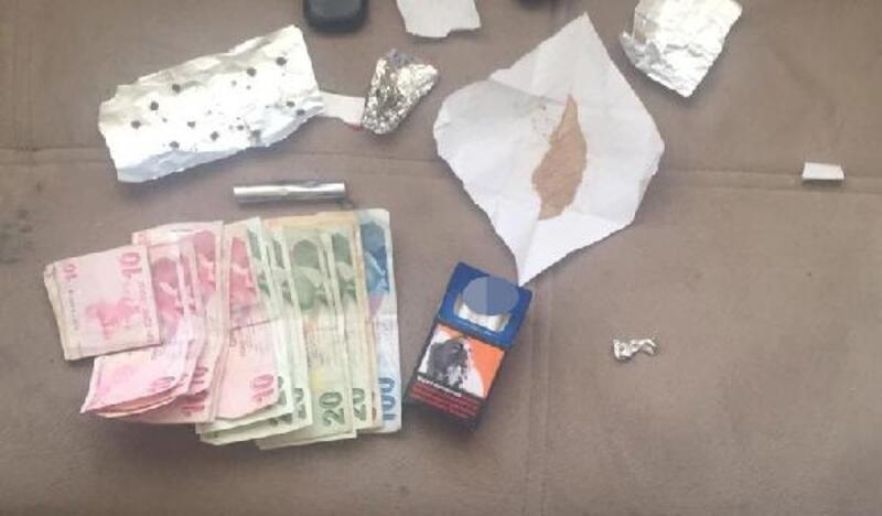 Akşehir'de uyuşturucu operasyonu: 6 gözaltı