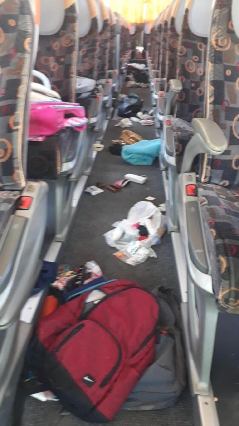 Şanlıurfa'da otobüslerde hırsızlığa tepki