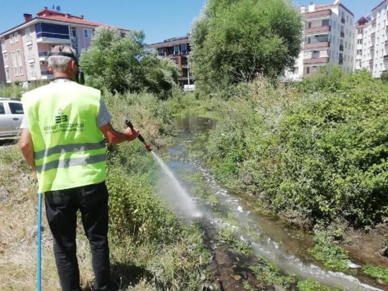Edremit Belediyesi yaz sezonunda çalışmalarına hız verdi