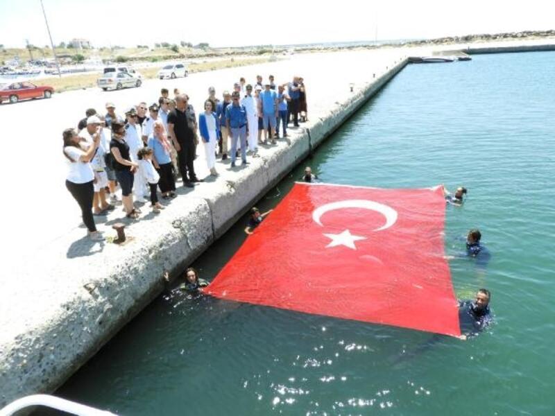 Edirne'de Kabotaj Bayramı kutlandı