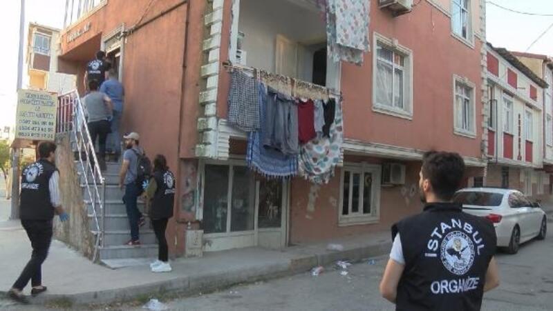 Arnavutköy'de organize suç operasyonu: 2 gözaltı