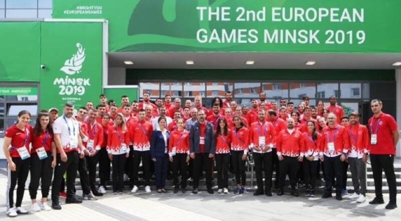 Türkiye, 2019 Avrupa Oyunları'nda 2015'in gerisinde kaldı