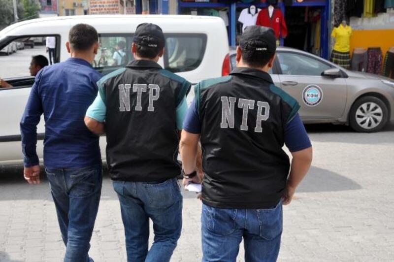 Bir haftada aranan 25 kişi yakalandı, 1'i tutuklandı