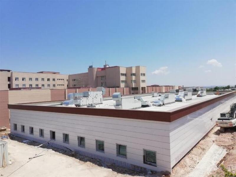 Bandırma Devlet Hastanesinin ek binası hizmete girdi