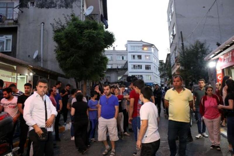 Beyoğlu'nda çocuğa taciz iddiası mahalleliyi sokağa döktü