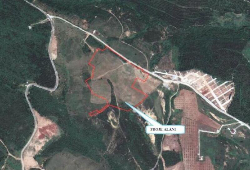 Orhangazi'de TOKİ 4. etap ihalesi yapıldı