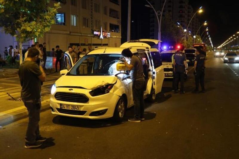 Diyarbakır'da çarptığı kadının ölümüne neden olan şüpheli yakalandı