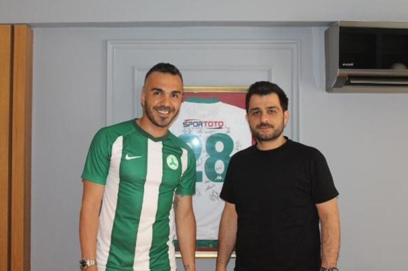 Giresunspor, Uğur Akdemir ile anlaştı