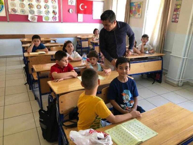 Orhangazi'de destekleme kursları devam ediyor