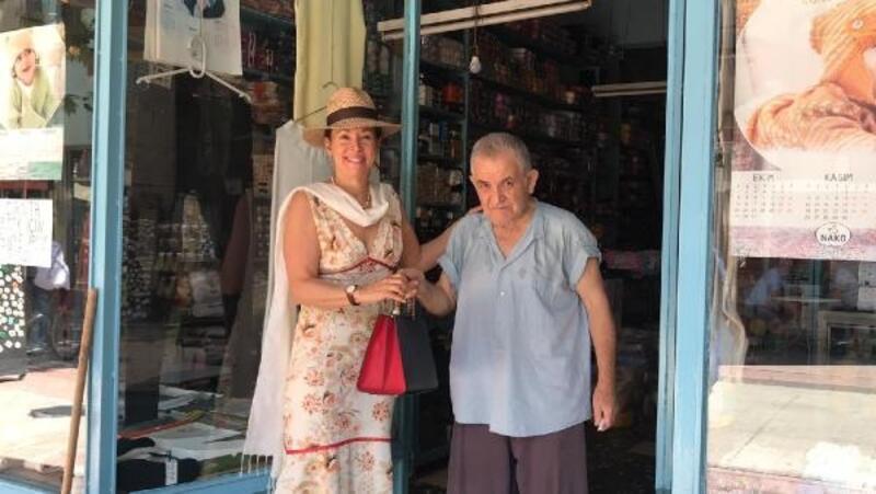 Kanada Büyükelçisi'nin eşinin kaybolan çantasıbulunup, teslim edildi