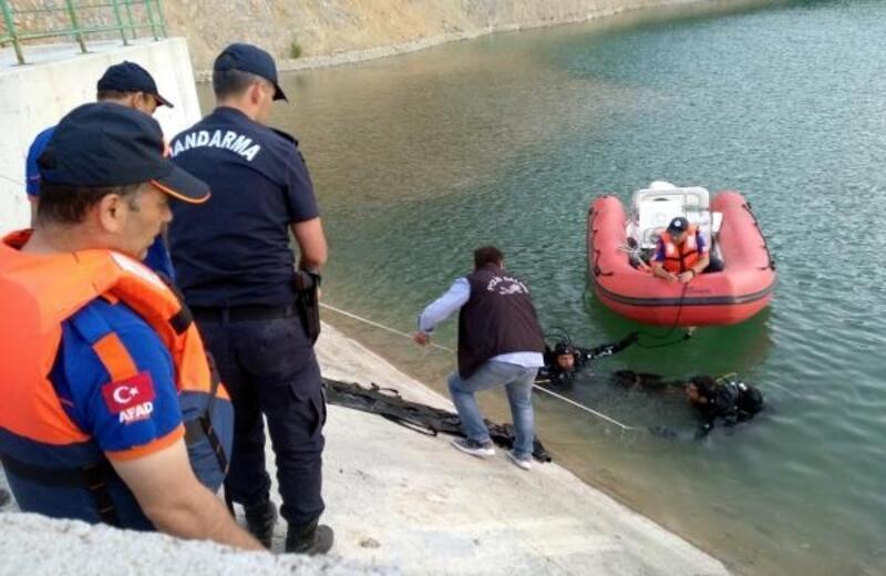 Afyonkarahisar'da gölete düşen genç boğuldu