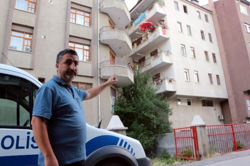 Balkondan düşen minik Poyraz öldü