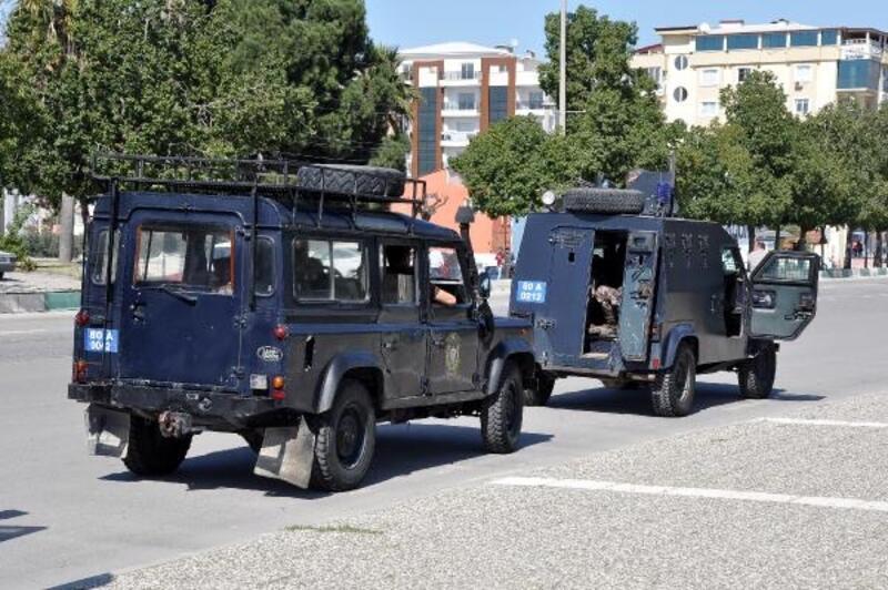 Osmaniye'de DEAŞ operasyonunda 4 tutuklama