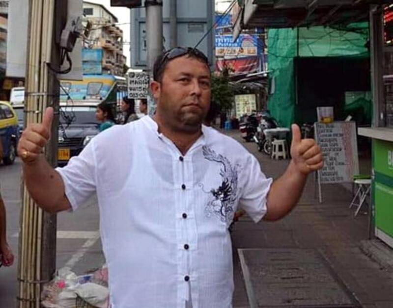 Kamboçya'da işten çıkardığı çalışanı tarafından öldürülen lokantacı, Adana'da toprağa verildi