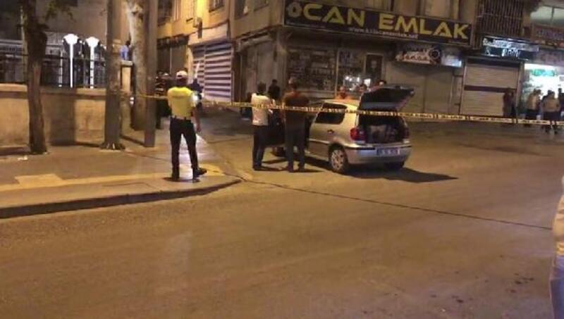 Kilis'te, bomba yüklü şüpheli otomobil ihbarı paniği