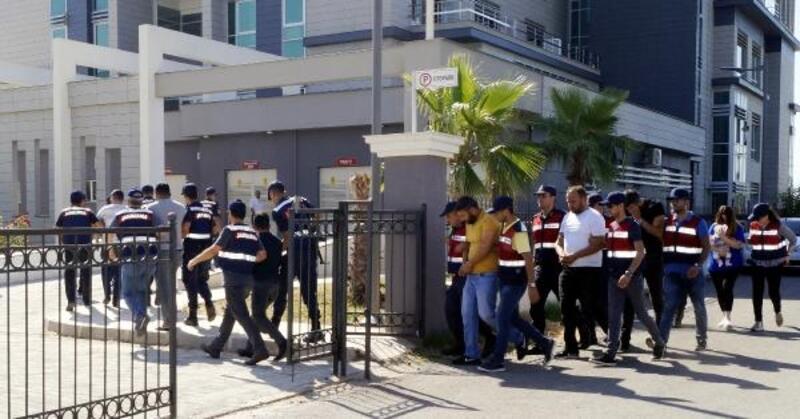 Dolandırıcılık operasyonuna 6 tutuklama