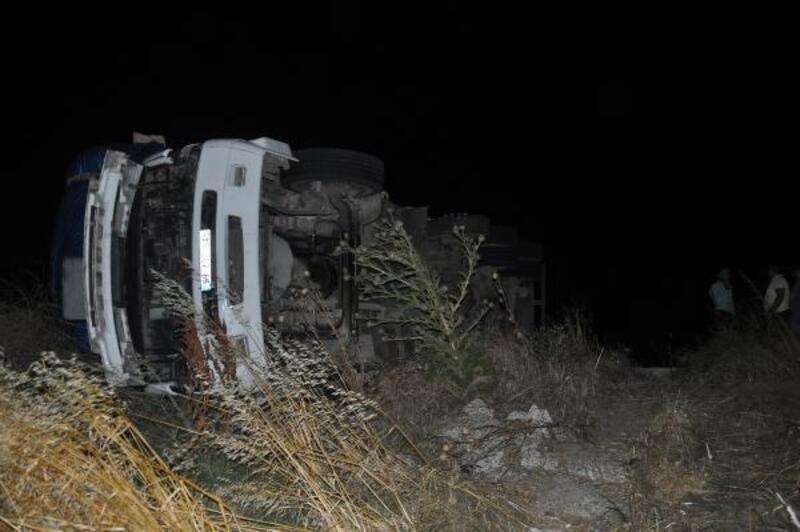 Malkara'da trafik kazaları: 2 yaralı