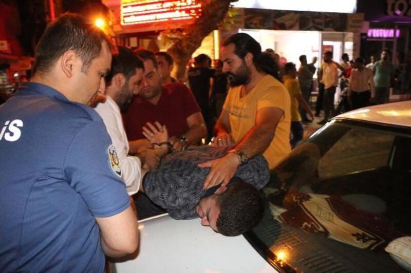Adıyaman'da taciz kavgası: 3 yaralı, 3 gözaltı