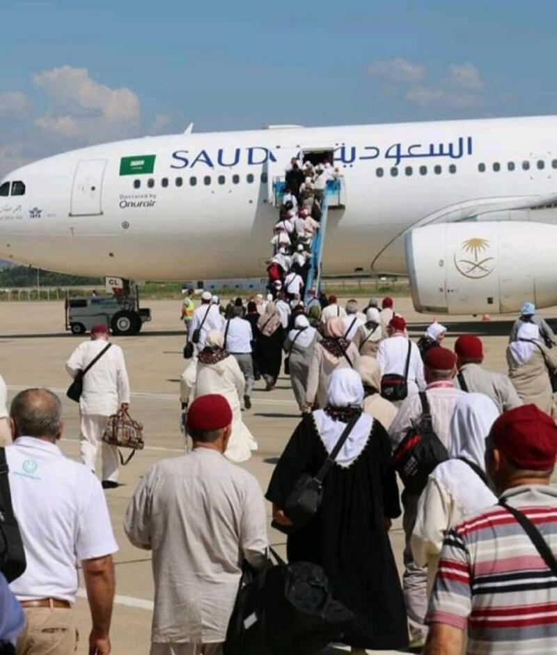 Bursa'dan ilk Hac kafilesi Yenişehir'den yola çıktı