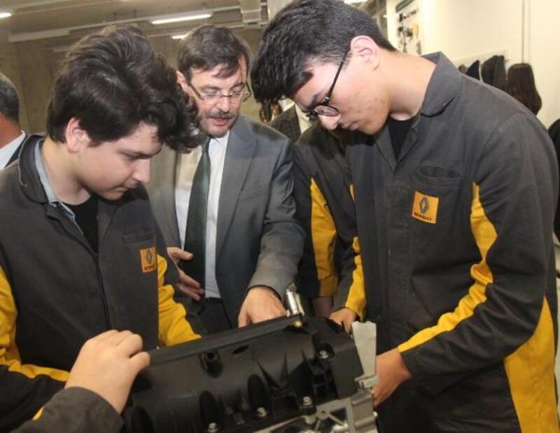 Proje okulları öğrencilere fırsat sağlayacak