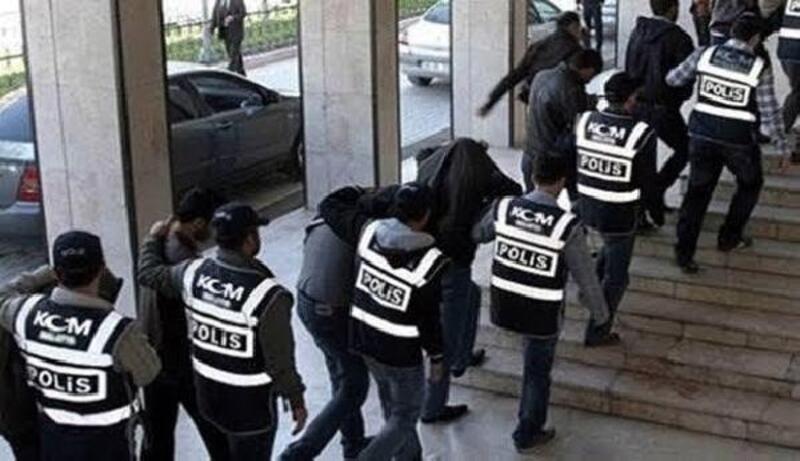 Malatya'da terör operasyonu: 17 gözaltı