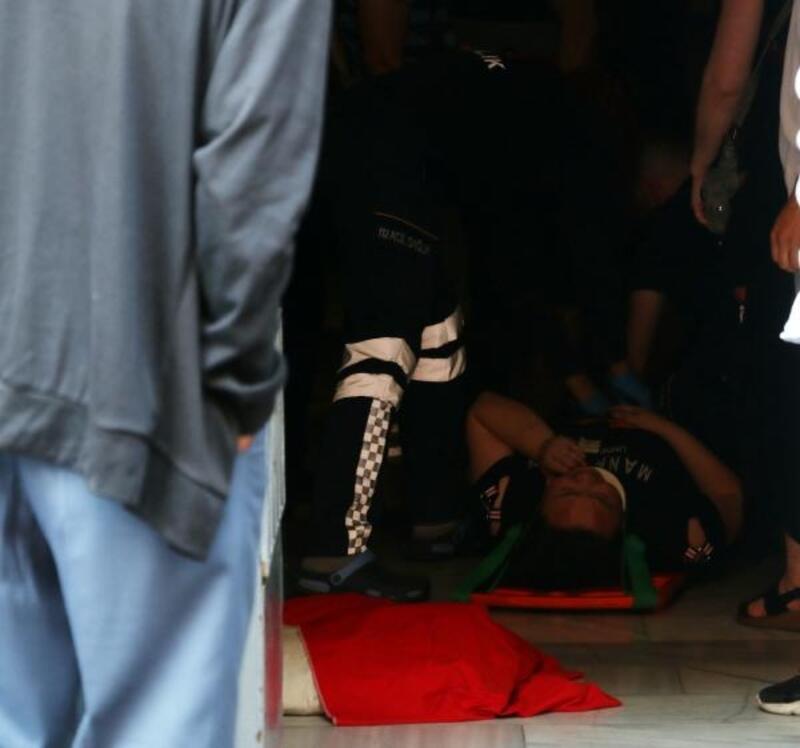 Şişli'de arkadaşını ziyarete gelen kadın asansör boşluğuna düştü