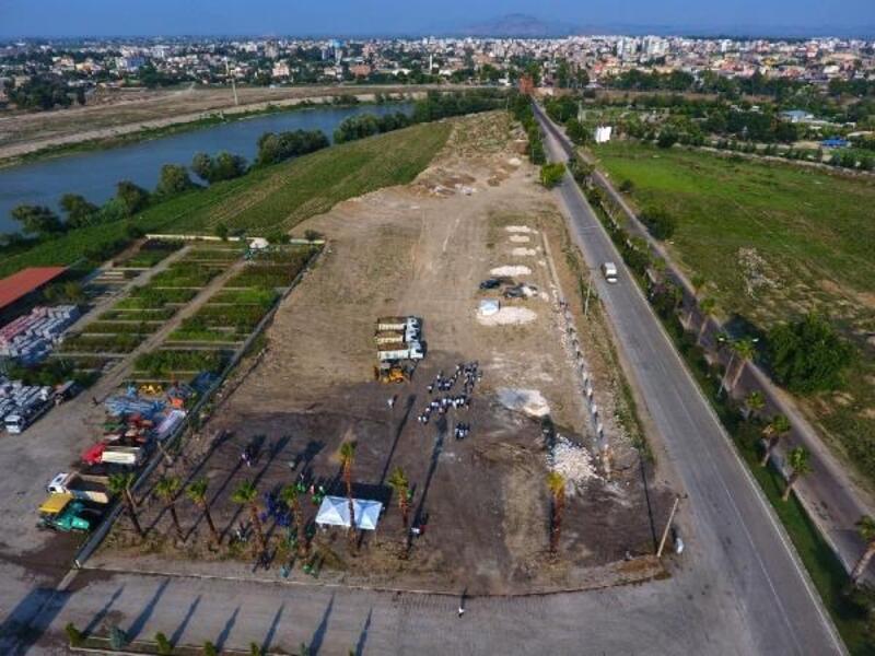 Ceyhan'a hobi bahçesi projesi