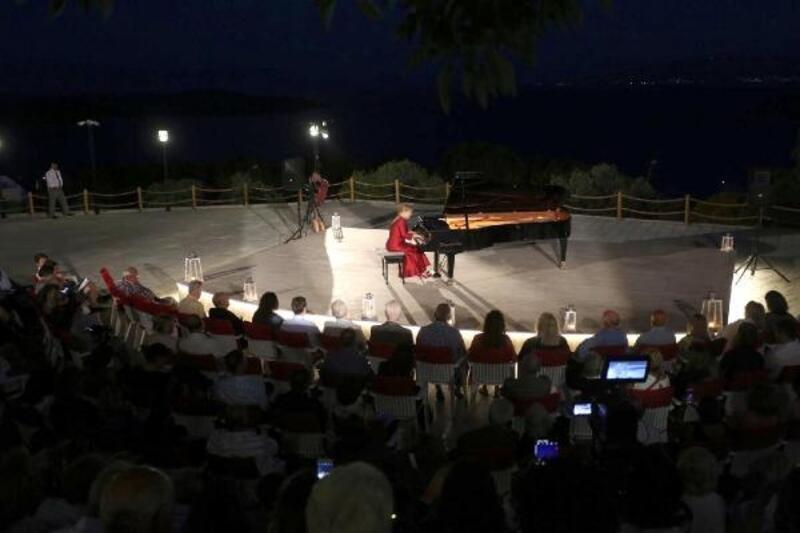 Bodrum'da klasik müzik festivali
