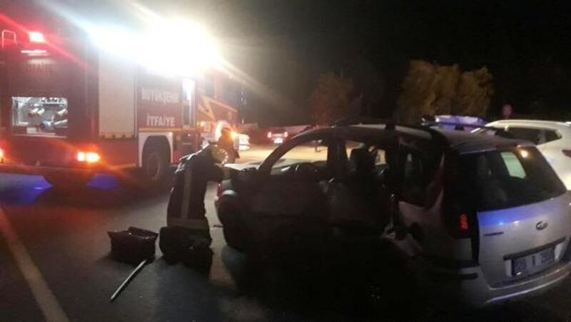 Denizli'deki kazada yaralanan anne ve kızı hastanede öldü