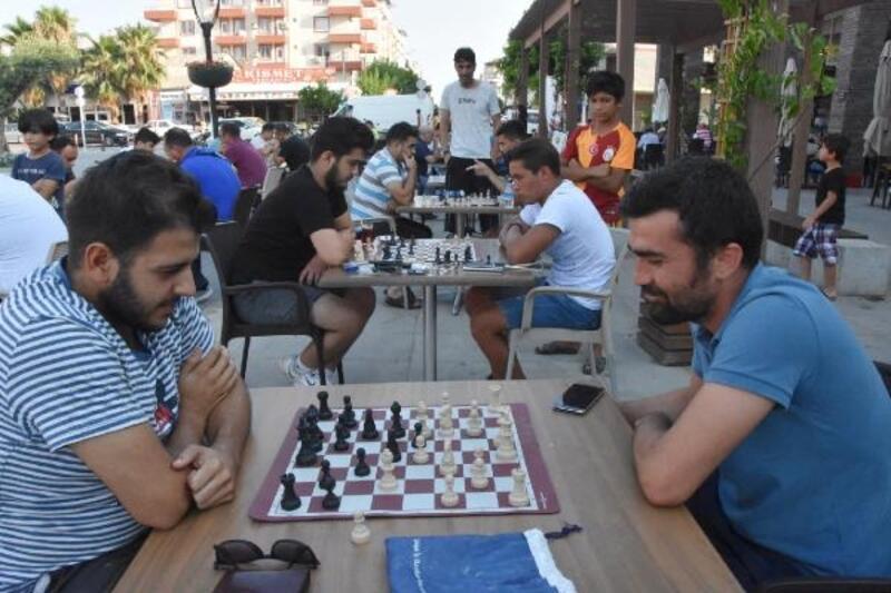 15 Temmuz Satranç Turnuvası düzenlendi