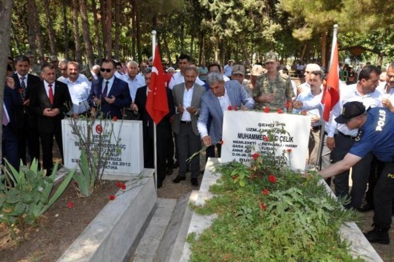Reyhanlı'da 15 Temmuz Demokrasi ve Milli Birlik Günü etkinliği