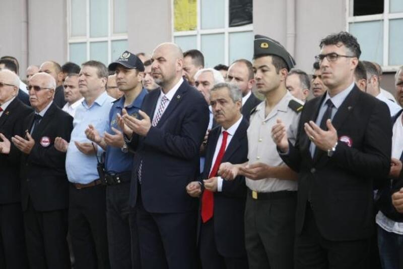 Orhangazi'de 15 Temmuz töreni