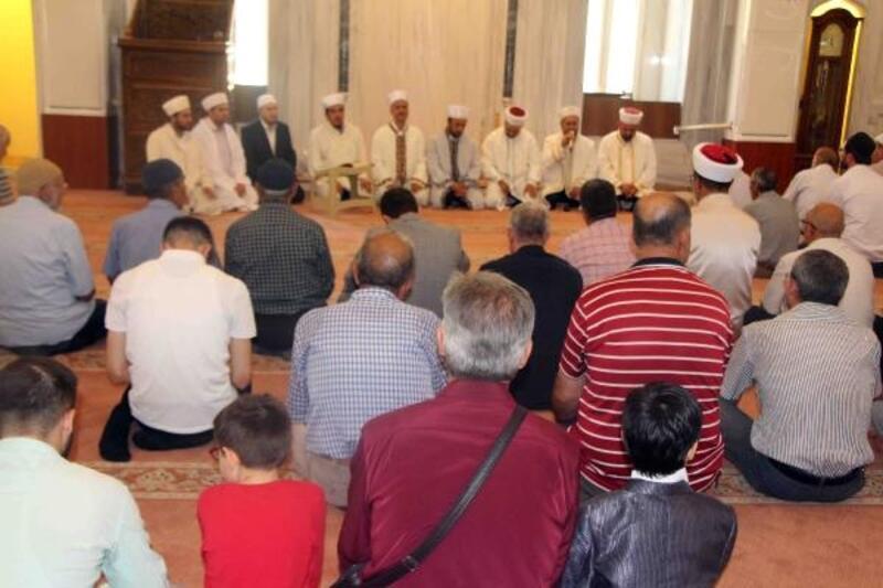 Gaziantep'te 15 Temmuz şehitleri için mevlit