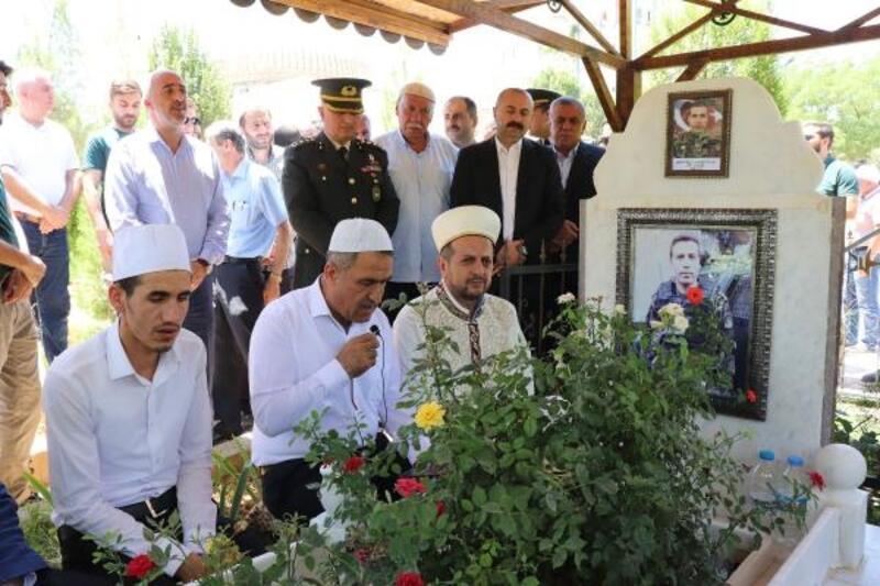 Midyat'ta 15 Temmuz şehidi polis anıldı