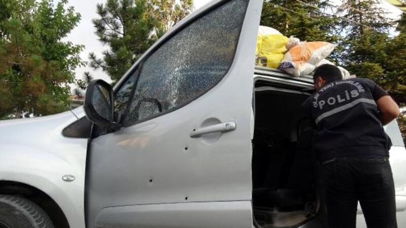 Konya'da inşaat işçisine silahlı saldırı