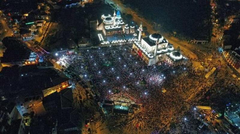 Konya'da '15 Temmuz Demokrasi ve Milli Birlik Günü' anıldı