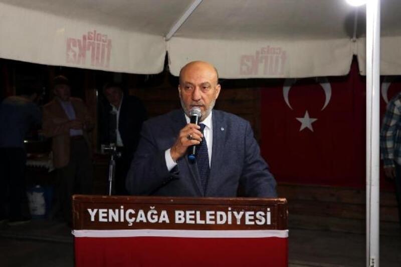 Yeniçağa'da 15 Temmuz Demokrasi ve Milli Birlik Günü