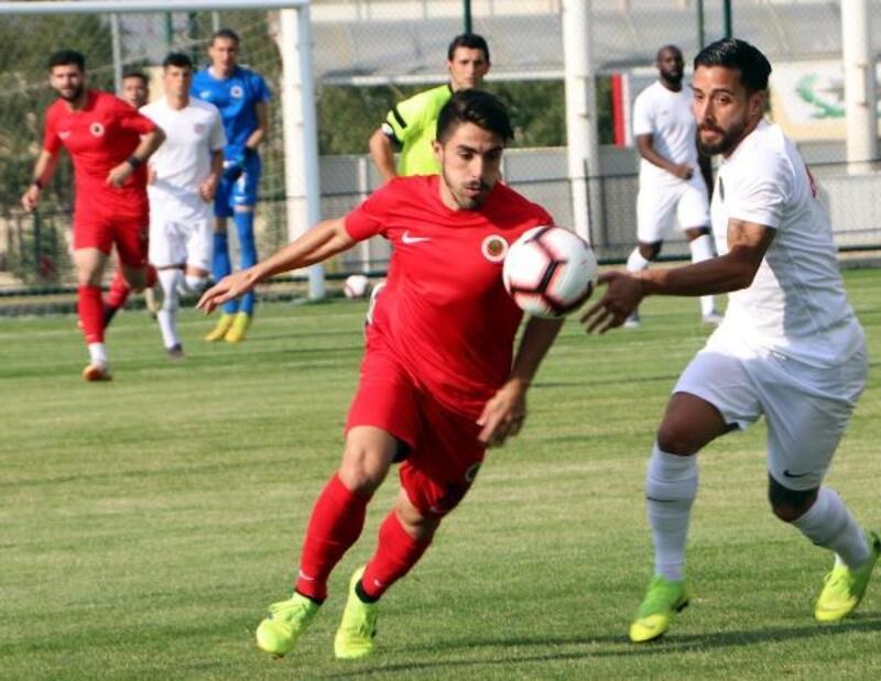 Antalyaspor - Gençlerbirliği: 1 -1