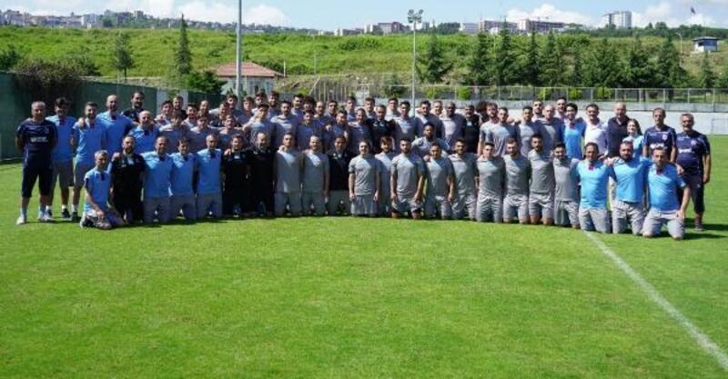 Trabzonspor, ilk etap kamp çalışmalarını tamamladı