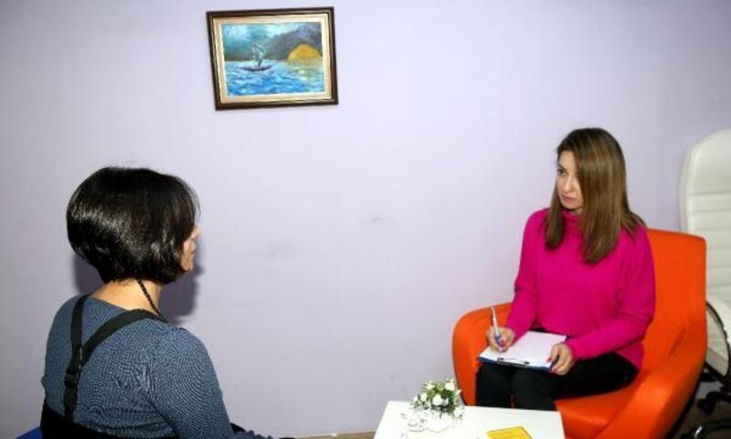 Çankaya Belediyesi'nden, 6 ayda 252 kadına destek