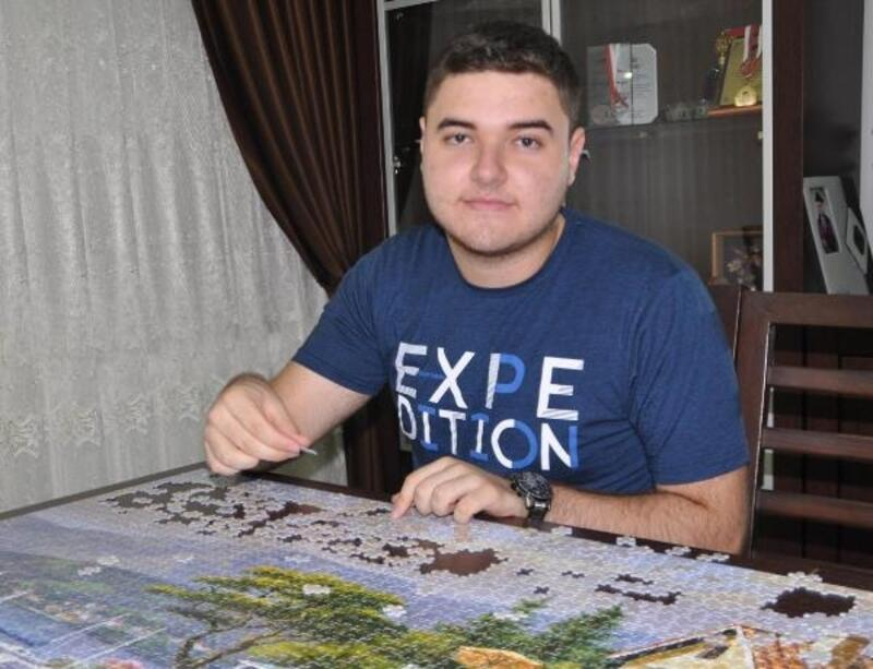 YKS'de Mehmet Berke Denizli'nin gururu oldu