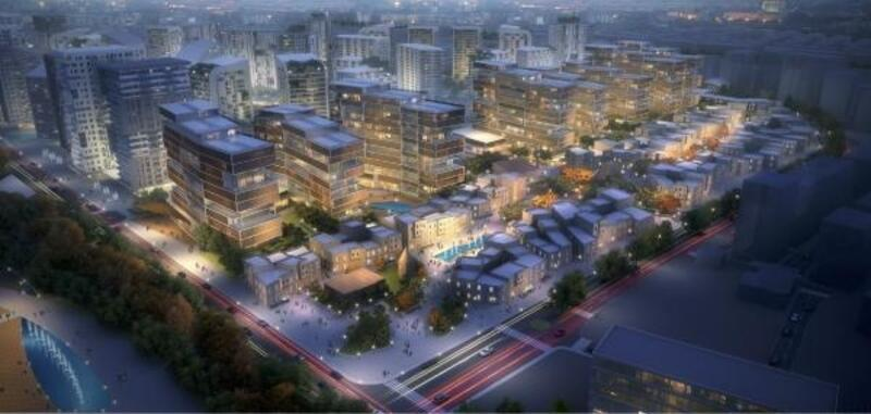 Büyükşehir Belediyesi, Sahabiye'de yeni ihalelere hazırlanıyor