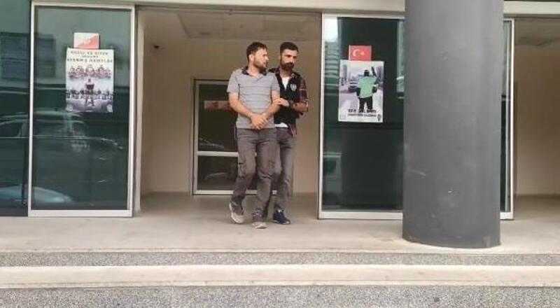 Bursa'da 2 bin 270 yeşil reçeteli ilaçla yakalandı, tutuklandı