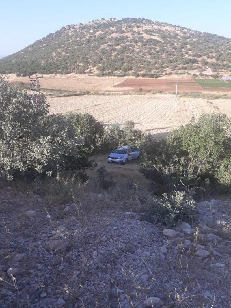 Diyarbakır'da otomobil şarampole yuvarlandı: 3 yaralı
